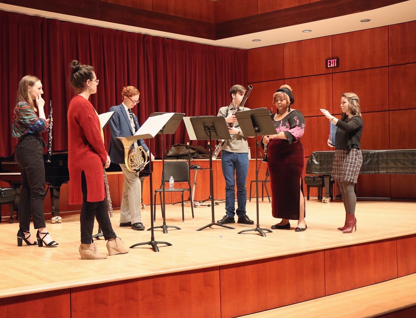 1 on 1 Career (or Clarinet) Consultation