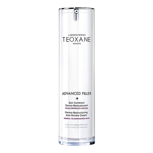 TEOXANE Advanced Filler päevakreem normaalsele ja kombineeritud nahale
