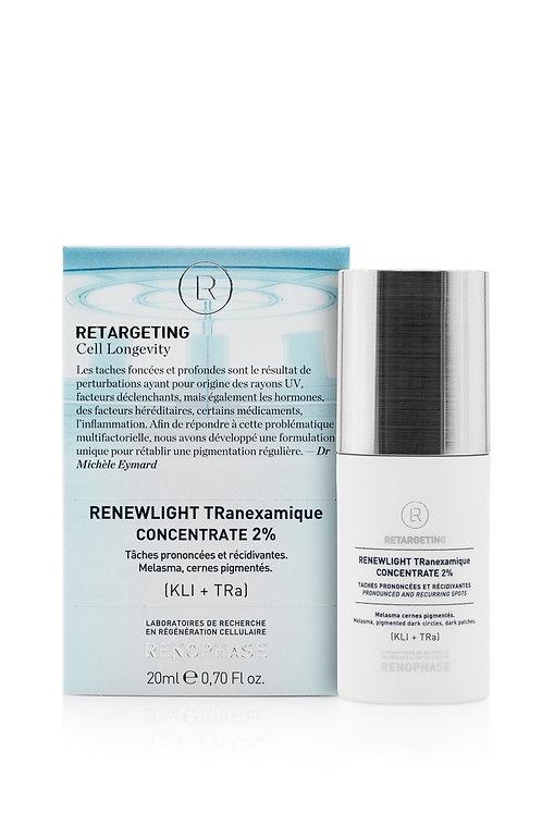 UUS! RENEWLIGHT Tranexamique Concentrate 2%- Airless