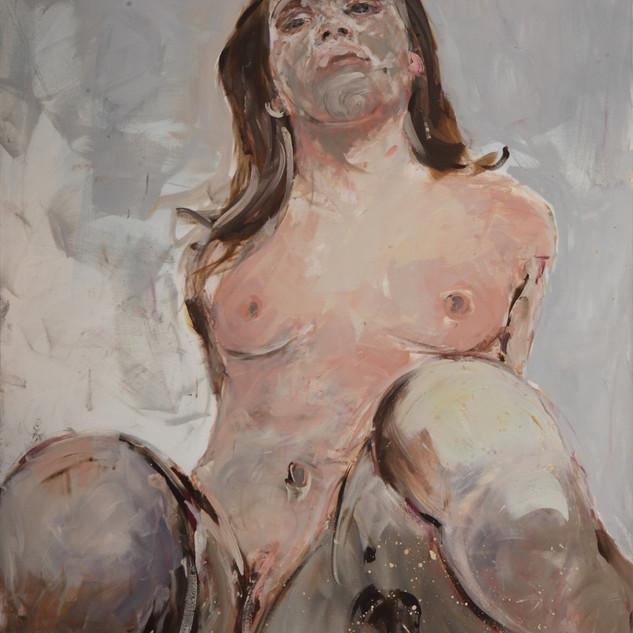 Philippe Pasqua Femme Nue