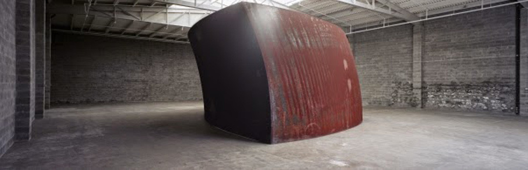 Gautier DEBLONDE Atelier de Richard SERRA 2006