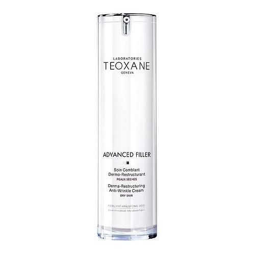 TEOXANE Advanced Filler päevakreem kuivale nahale