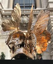 Philippe Pasqua -Vanité aux Papillons