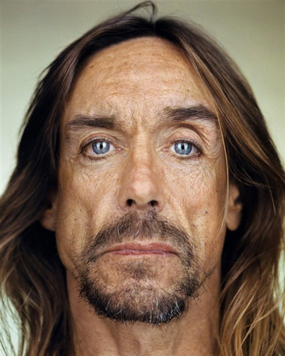 Martin SCHOELLER -  iggy Pop photography