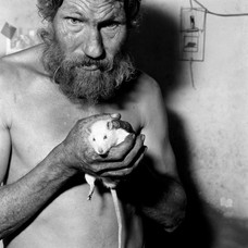Roger Ballen - Rat Man