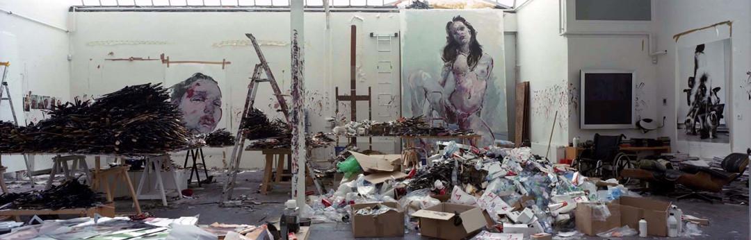 Gautier DEBLONDE Atelier de Philippe PASQUA 2013