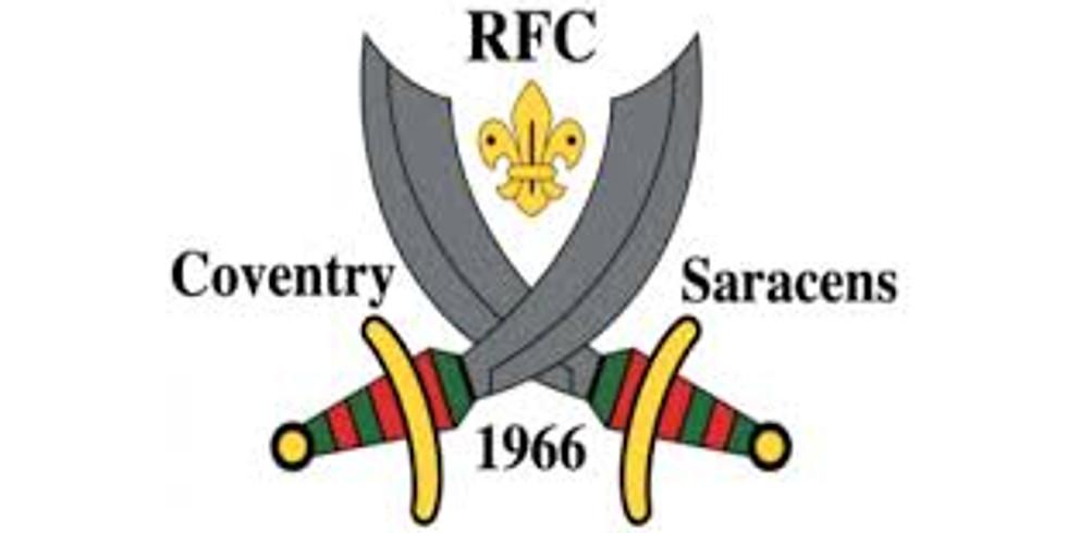2nd XV vs Coventry Saracens