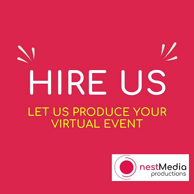 Let us produce your event!