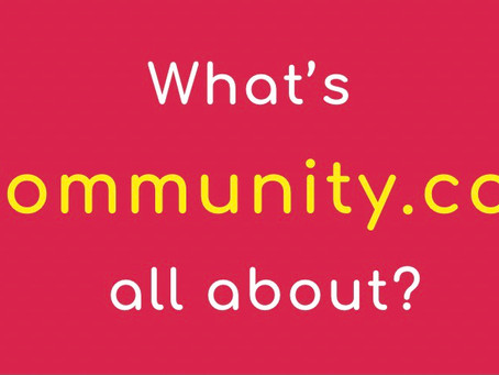 What is Community.com all about?