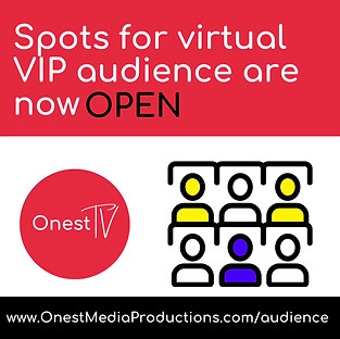Book Your Virtual VIP Seat