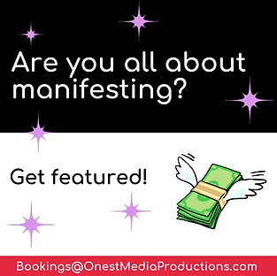 Is manifesting your thing?