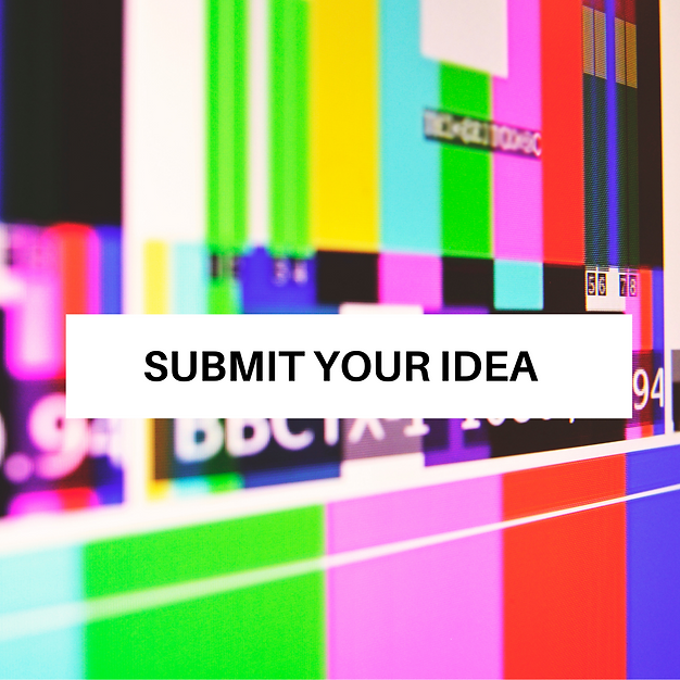 Have a great idea for a TV show?