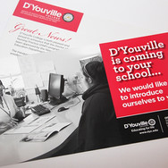 D'Youville Mailers
