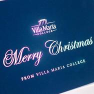 Villa Maria Holiday Card