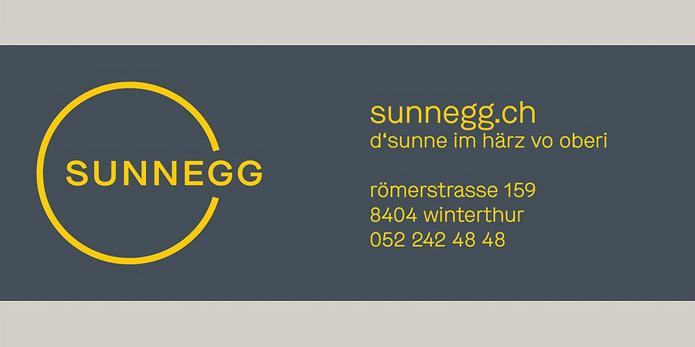 menu littéraire in Winterthur