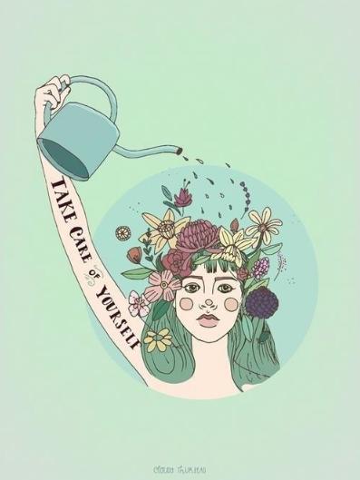 self care, take care of yourself