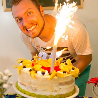 Aniversário Fabiano
