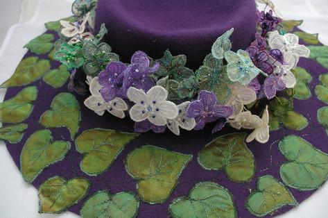 Sarah Cage no shrinking violet (suffrage