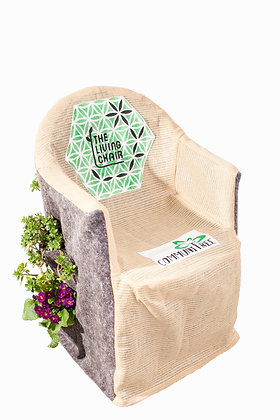 The Living Chair Cover