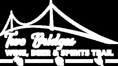 Two Bridges Wine Beer & Spirits Trail logo