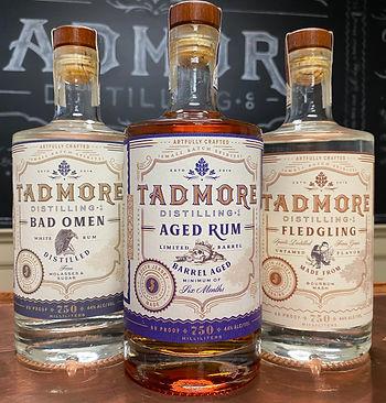 Tadmore Distilling Lineup.jpg