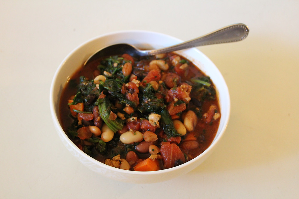 delicious and healthy chili