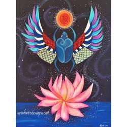 """the pollinator"""