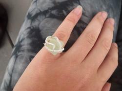 calcite ring