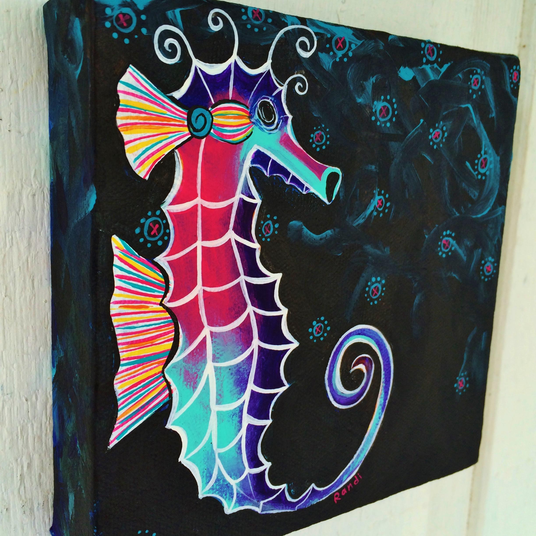 """""""little seahorse"""""""