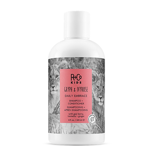 KIDS R+CO X GRYPH & IVYROSE DAILY EMBRACE SHAMPOO + CONDITIONER