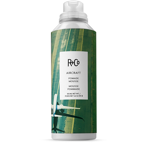 R+Co Aircraft Pomade Mousse
