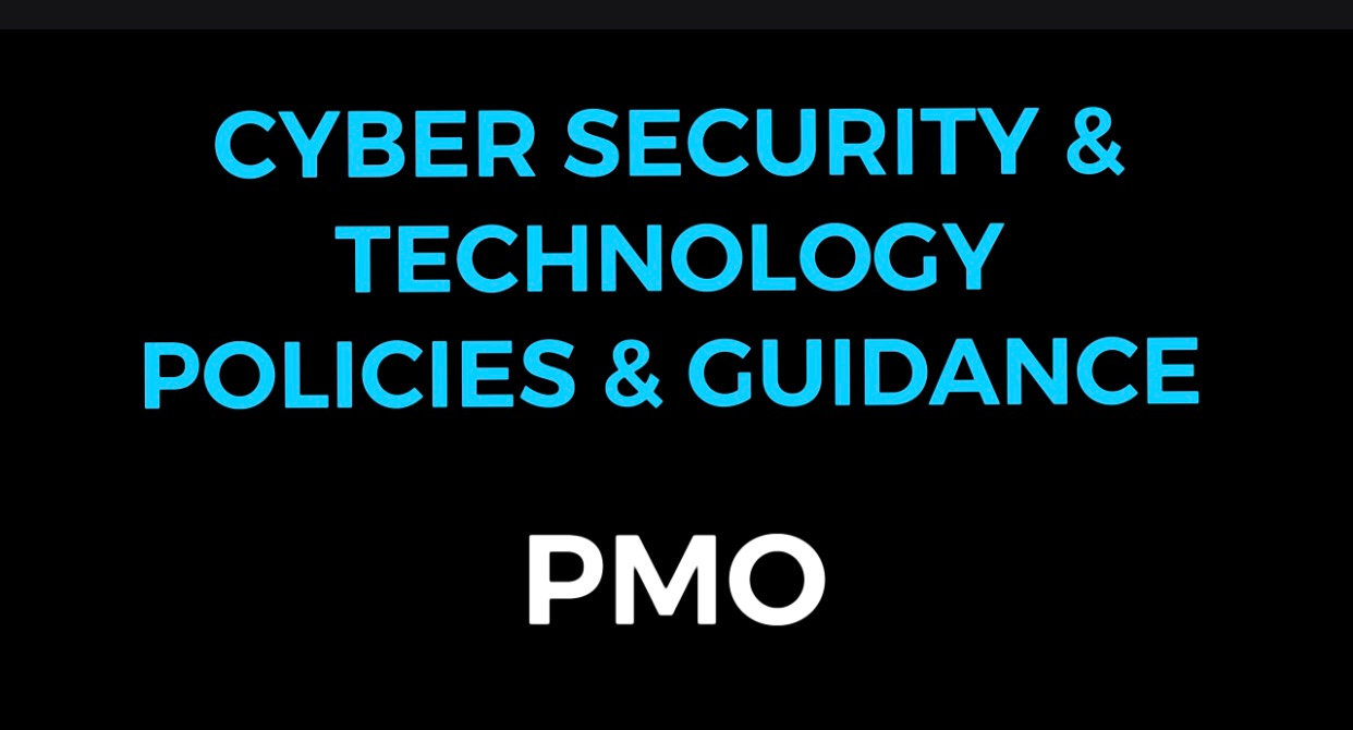Cyber Security Policy Consultation