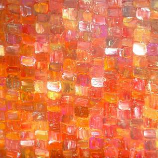 """Sun City 24"""" x 30""""  Acrylic/ Oil $1200"""