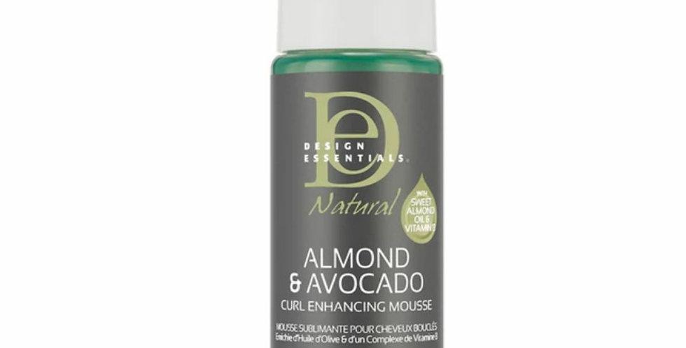 Almond & Avocado Mousse