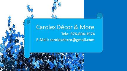 Carolex Decor & More