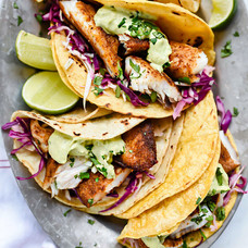 Grilled Tilapia/Fish Taco