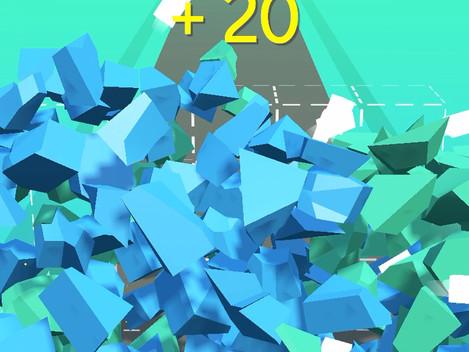 Runtris - cube crash