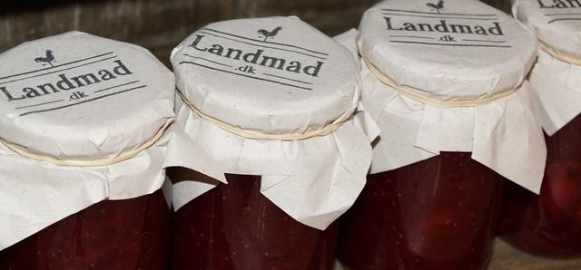 Marmelade fra Landmad