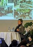 Foredrag på Børsen i København.