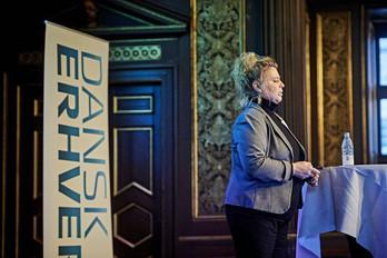 Foredrag i København - på Børsen
