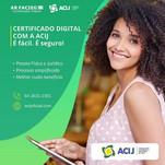 Acij lança a Certificação Digital