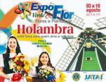 Feira Expo Verde & Flor antecipa a primavera em Jataí