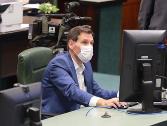Alego aprova projeto de Lissauer que incentiva o consumo de etanol  Assembleia Legislativa de Goiás