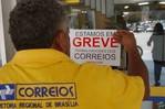 Trabalhadores dos Correios entram em greve