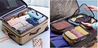 Dicas de Viagem: Como organizar a mala e gastar menos