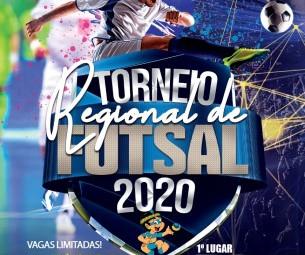Vem aí Torneio Regional de Futsal
