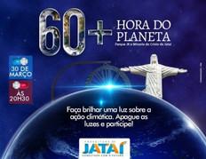 Prefeitura fará ato simbólico em adesão à campanha mundial Hora do Planeta
