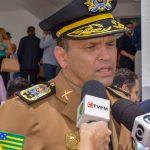 Solenidade de passagem de comando do 14º Comando Regional da PM