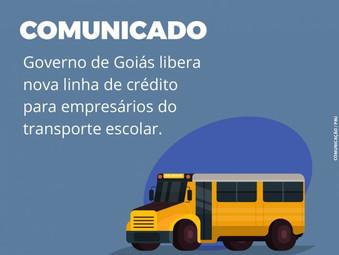 Governo linha de crédito ao transporte escolar