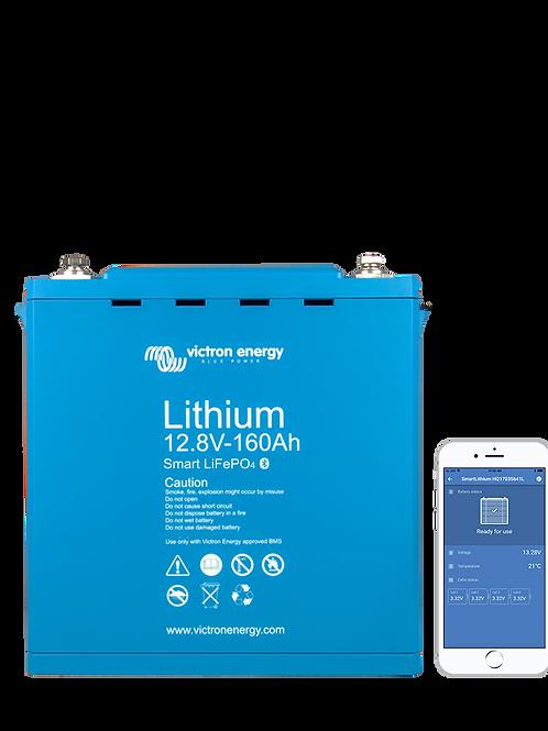 Victron Energy LiFePO4 Battery 12,8V/160Ah Smart